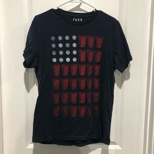 Men's Aeropostale T-shirt, Sz L